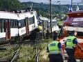 Ďalšia tragédia: Pri zrážke vlakov vo Švajčiarsku 35 zranených, rušňovodič neprežil