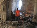 Afganistan opäť raz dejiskom násilia: Výbuch v mešite usmrtil najmenej 20 ľudí