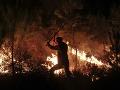 Našli pyromana, ktorý zakladal ničivé požiare: Páchateľ má iba 13 rokov!