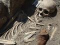 Horolezec našiel kostru človeka, zrejme muža stredného veku