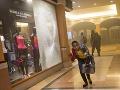 Kolaps nákupného centra v
