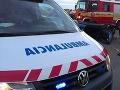 Tragická nehoda pri košickej Šaci: Auto zrazilo chodca, na mieste zomrel