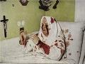 Nevysvetliteľná záhada: Žena 30 rokov nejedla a z očí sa jej valila krv!