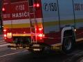 Hasiči zasahovali pri nehode v Bojniciach, zranená jedna osoba