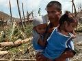 Aktuálne z Filipín: státisíce detí sú bez domova, milióny ohrozujú infekcie a podvýživa