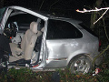 Tínedžer havaroval: V tomto aute sedelo šesť mladých ľudí!