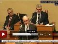 FOTO vysnívaného prezidenta: Zeman sa posmieval kolegovi, osud mu to kruto vrátil!