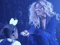 Modré z neba á la Beyoncé: Pozrite si, ako splnila sen smrteľne chorej fanúšičke!