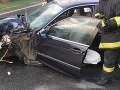 V okrese Brezno sa cez víkend stali dve dopravné nehody so 4 ťažko zranenými