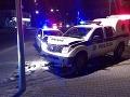 Policajti sa zrazili v protismere na kruháči: Nehoda ako v zlom vtipe vyjde pekne draho!