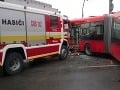 Výpoveď vodiča MHD z bratislavskej nehody: Hasiči prudko brzdili, ale neskoro!