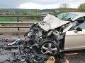 FOTO Hrozivá nehoda pri Tornali: Zahynul spolujazdec, šiesti vážne zranení!