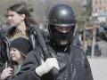 Tajná nahrávka dokazuje, že na Ukrajine je už vojna: Ruskí vojaci bojujú v civile!