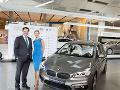 Česká topmodelka Karolína Kurková novou celosvetovou veľvyslankyňou BMW radu 2 Active Tourer