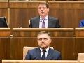 Robert Fico a Pavol Paška