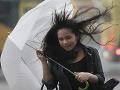 Tajfún Matmo po príchode do Číny zoslabol na tropickú búrku