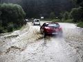 Meteorológovia varujú pred povodňami: V Maďarsku sa už rieky vylievajú