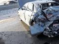 Tragická nehoda v Trenčianskom okrese: Po zrážke s nákladným autom zomrel 37-ročný muž