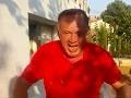 VIDEO Kiska prijal ľadovú