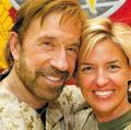 Americkí vojaci v Iraku: Chuck je náš hrdina