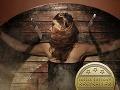 Rozštvrtená žena a obesený