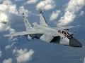 PRÁVE TERAZ V Rusku sa zrútila stíhačka MiG-31