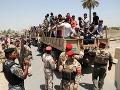 Situácia v Iraku sa