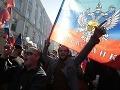 Ľudia v Moskve vyšli do ulíc: Protestujú proti obmedzeniu slobody internetu
