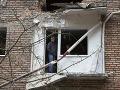 V Donecku stále prevládajú