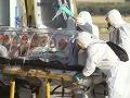 Obeť eboly, kňaz Miguel