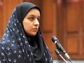 Iba 26-ročná Reyhaneh Jabbarová