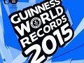Nová Guinnessova kniha rekordov na rok 2015