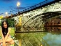 23-ročná študentka prišla o život počas fotenia selfie: Po páde z mosta jej zastalo srdce