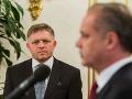 AKTUÁLNE Fico vyzýva Kisku, aby uhradil milión eur za vládny špeciál
