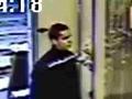 Muž podozrivý z krádeže