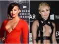 Demi Lovato a Miley