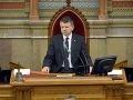 Proces znovuzjednotenia Európy nesmie prestať, povedal predseda maďarského parlamentu