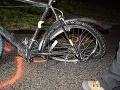 Nezodpovedný vodič zrazil cyklistu