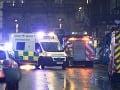 Vážna nehoda v Glasgowe