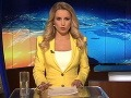 Trapas v markizáckych Televíznych novinách: Ups, Mária, toto ti ušlo!