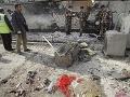 Samovražedný útok v Kábule
