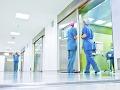 Hrozivý incident v bojnickej nemocnici: Útok pacienta, piati zranení
