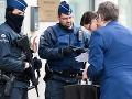 Šok v Belgicku: Podozrivý