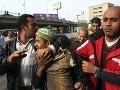 Protesty v Egypte si