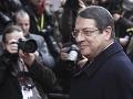 Cyperský prezident odmietol tesne