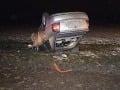 Tragická nehoda v Liptovskom Mikuláši: Zahynul len 19-ročný mladík!