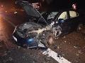 FOTO Hromadnej nehody vo Zvolene: Kvôli opitému vodičovi (50) sa zrazilo sedem áut!
