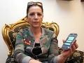 Nora Mojsejová v koncoch: