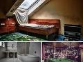 FOTOREPORTÁŽ Opustené luxusné hotely