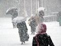 Meteorológovia varujú pred snehovými závejmi: V Tatrách pretrváva lavínová hrozba
